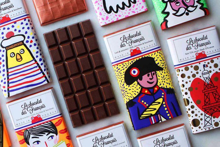 Image Le chocolat des Français