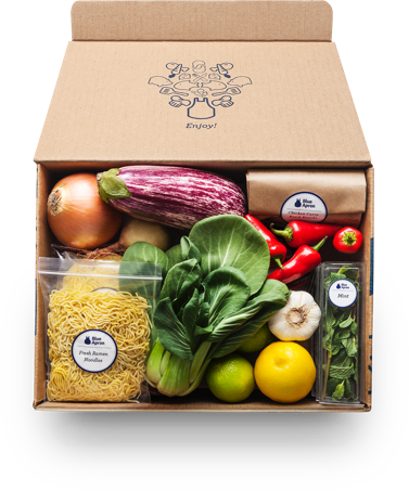 Blue Apron Picture