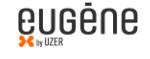 Logo Eugene by UZER
