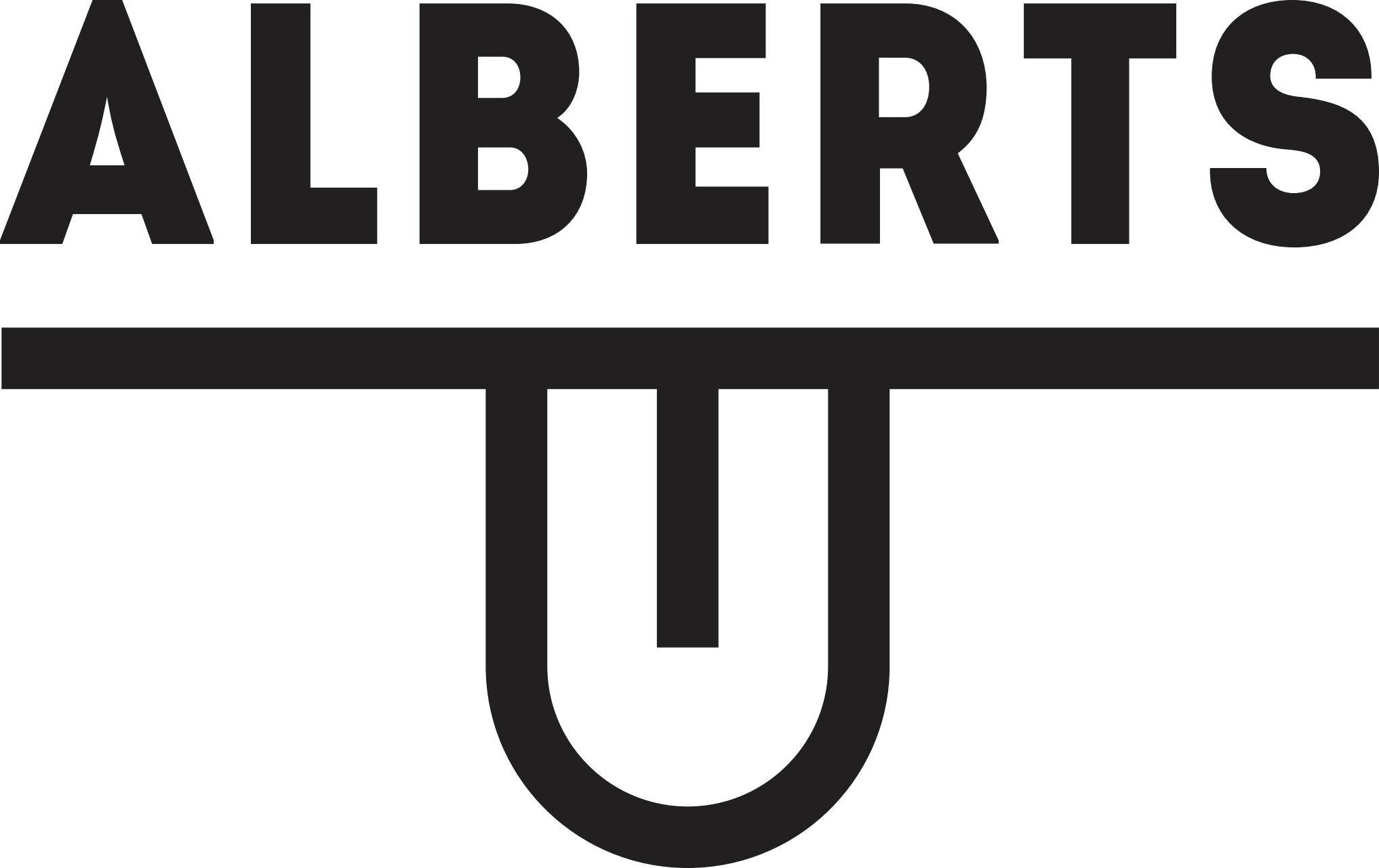 Logo Alberts