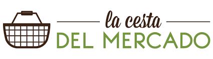 La cesta del mercado Logo