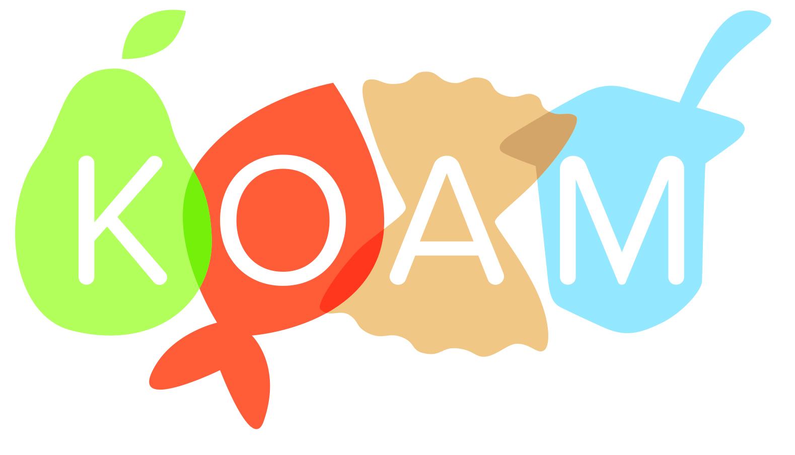 Koam Logo