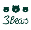 Logo 3Bears Foods