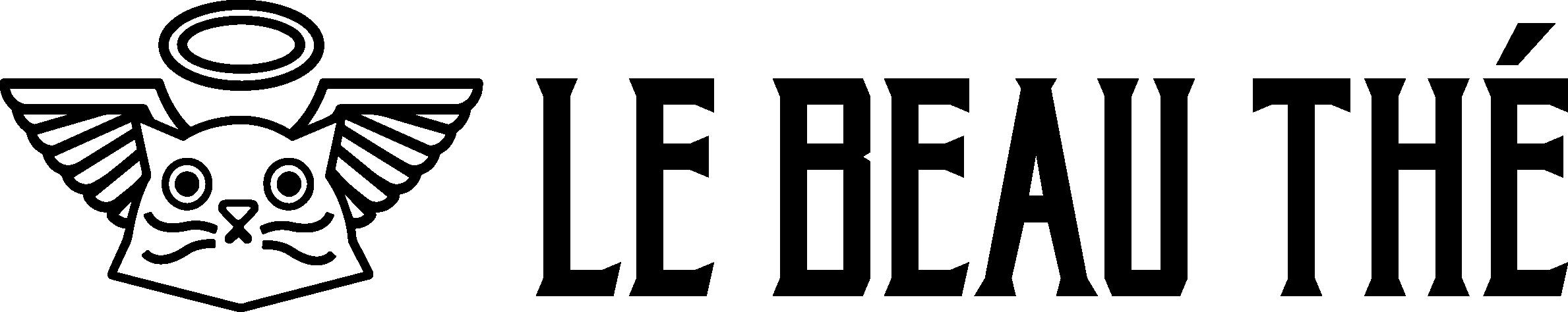 """Résultat de recherche d'images pour """"le beau thé logo"""""""