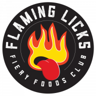 Flaming Licks Logo