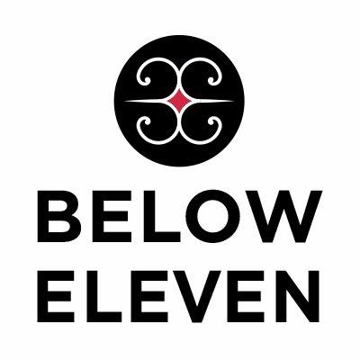 Logo Below Eleven