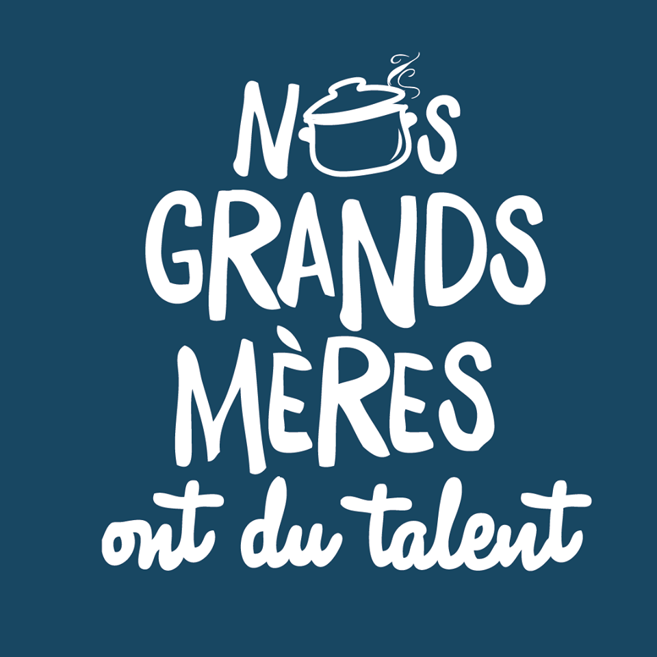 Logo Nos Grands-Mères ont du Talent