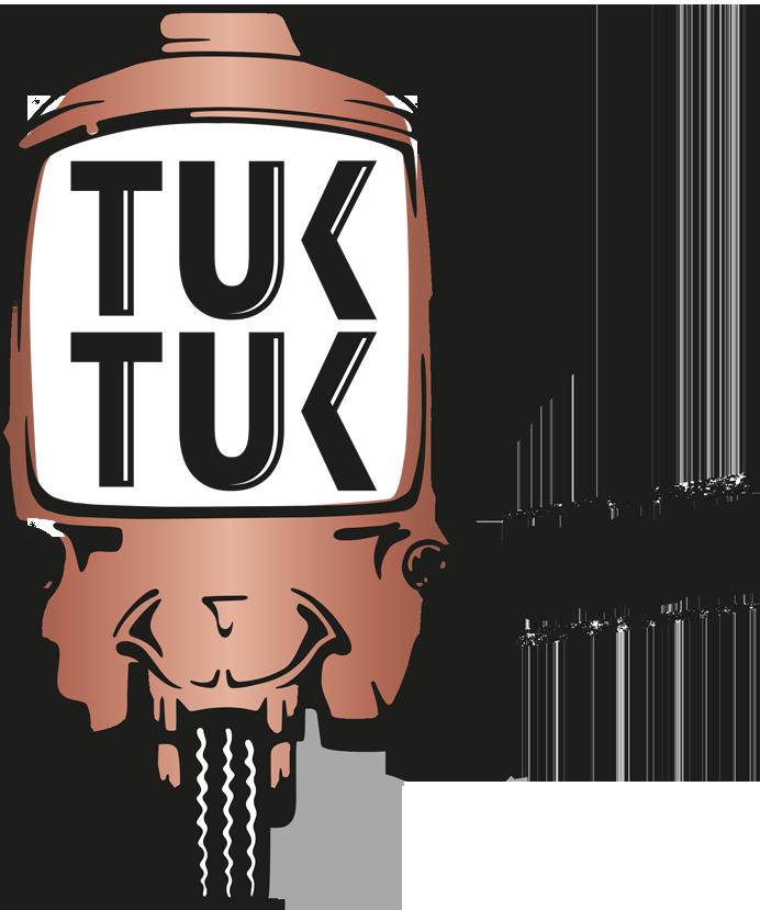 Tuk Tuk Chai Logo
