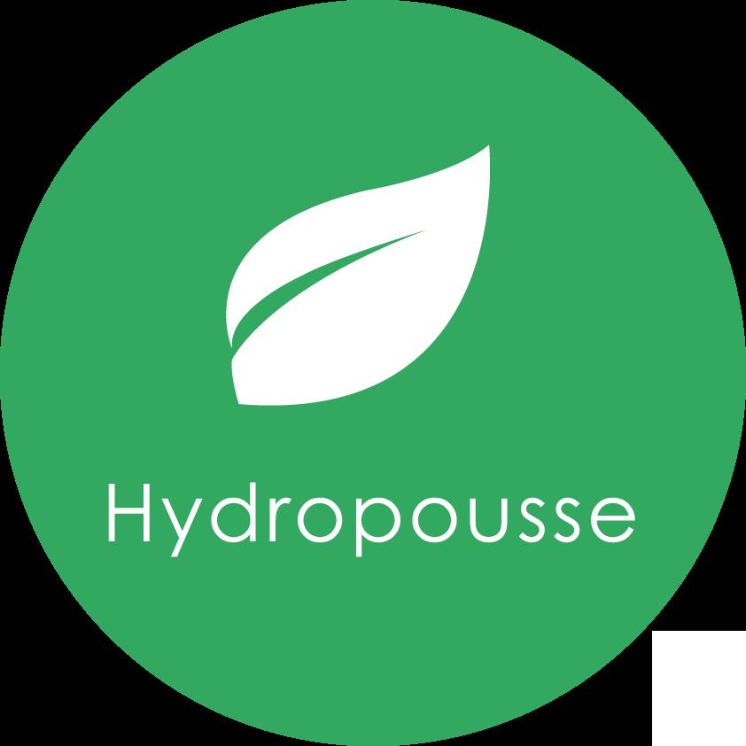 Hydropousse Logo