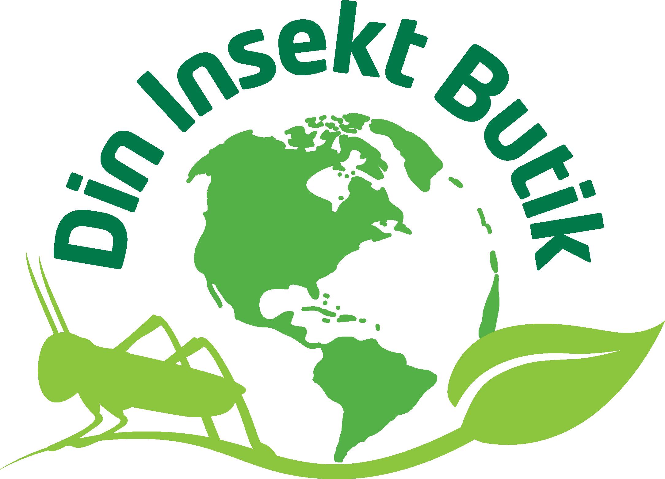 Dininsektbutik Logo