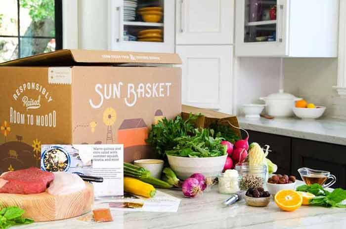 Sun Basket  Picture