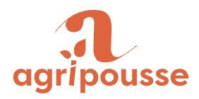 Logo Agripousse
