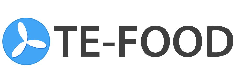 TE-FOOD Logo