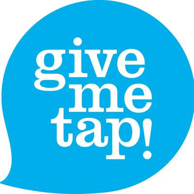 GiveMeTap Logo