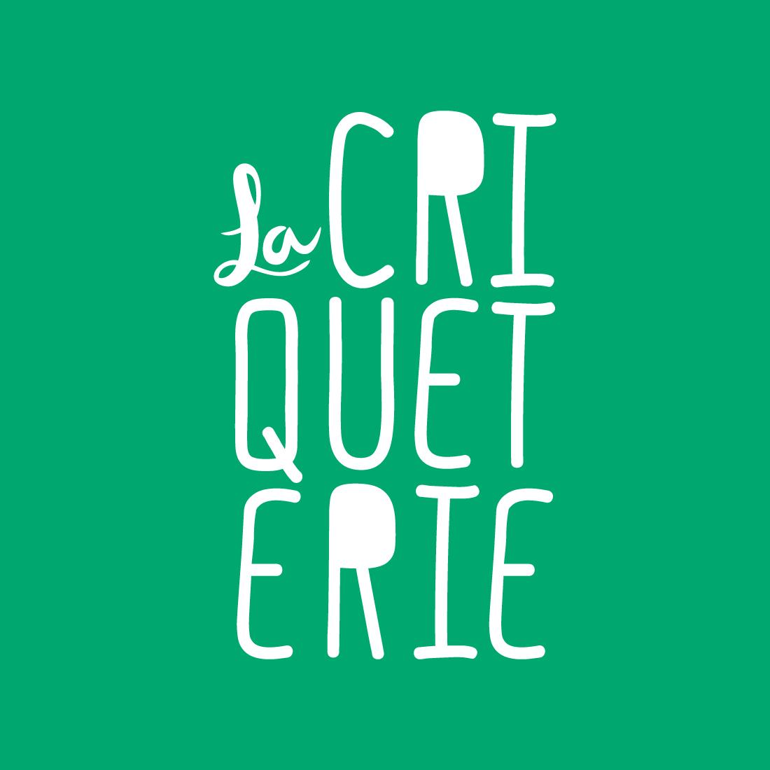 La Criqueterie Logo