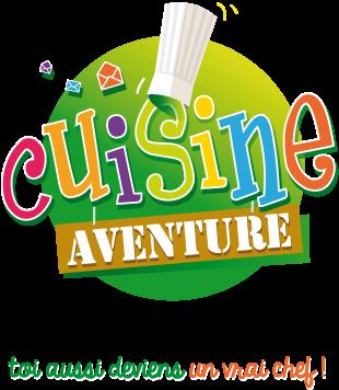 logo cuisine aventure