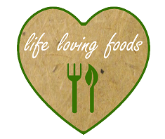life loving foods Logo