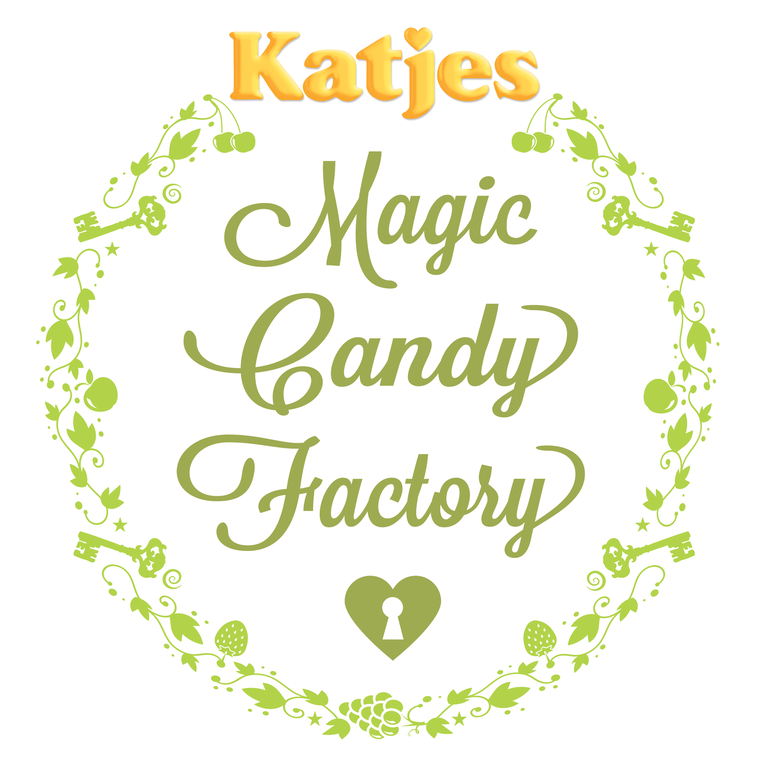 Logo Katjes Magic Candy Factory