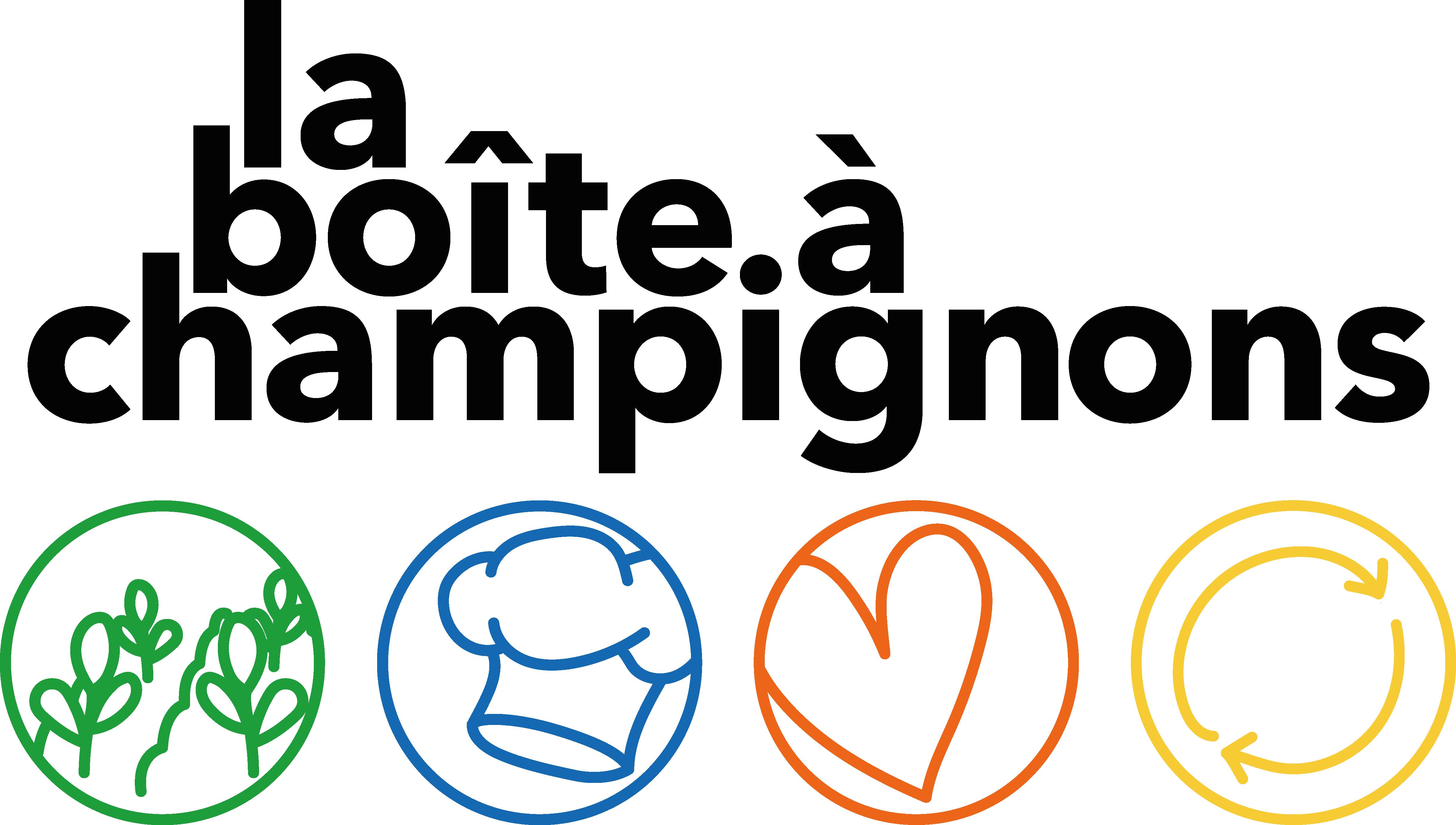 Logo La Boîte à Champignons