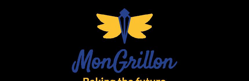Mon Grillon Logo