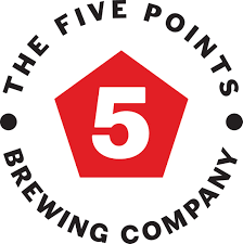 The five points brewing co Logo