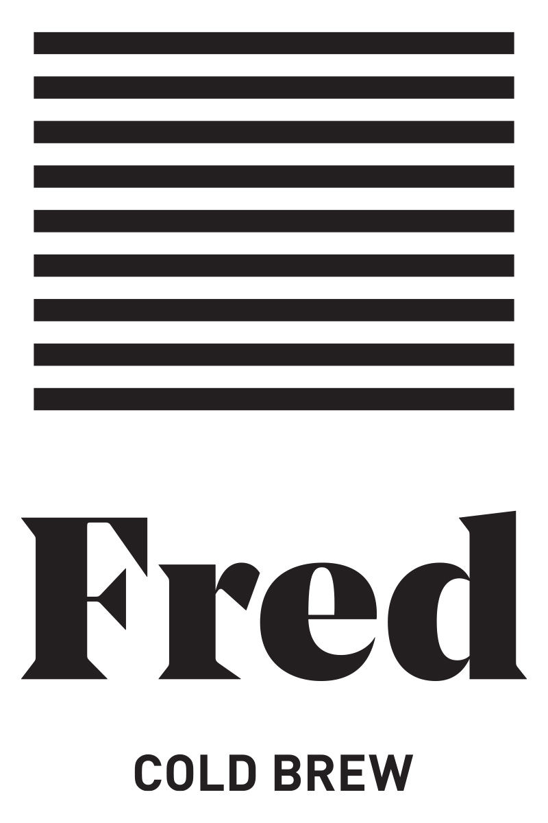 Fred cold brew Logo