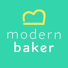 Logo Modern Baker