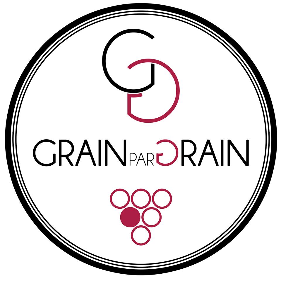 Logo Grain par grain