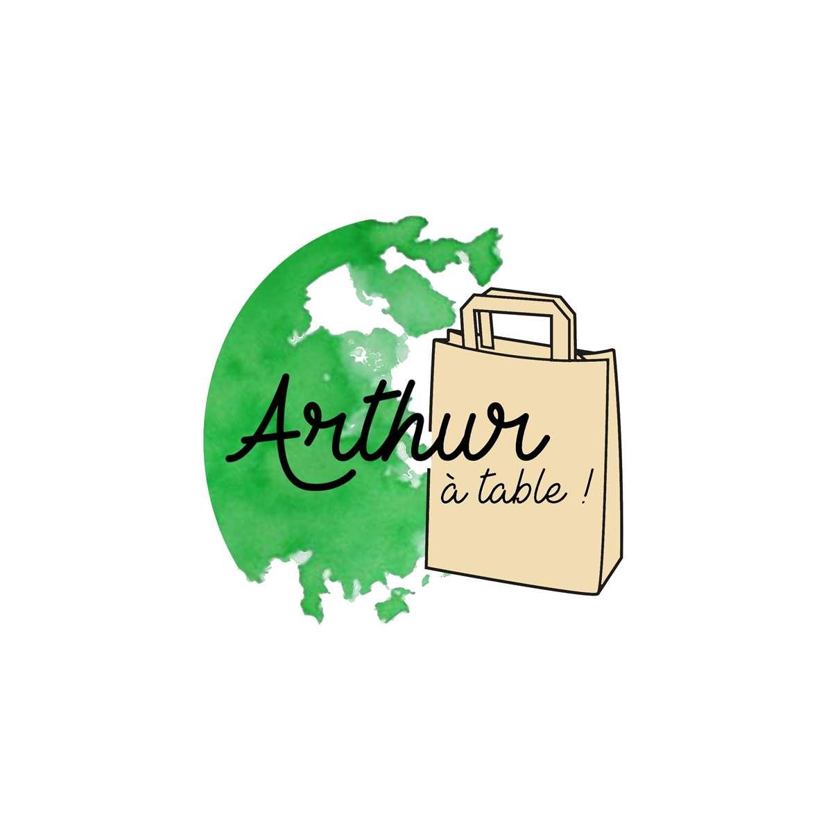 Arthur A Table ! Logo