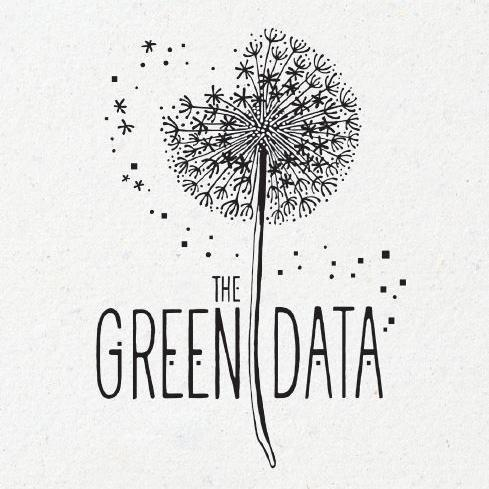 The Green Data Logo