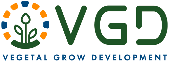 Vegetal Grow Development Logo