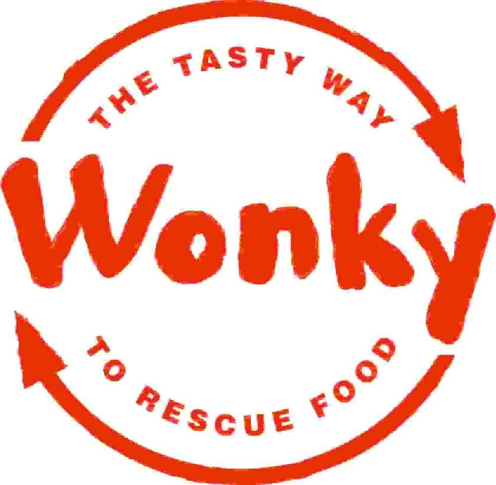 Logo Wonkyfood