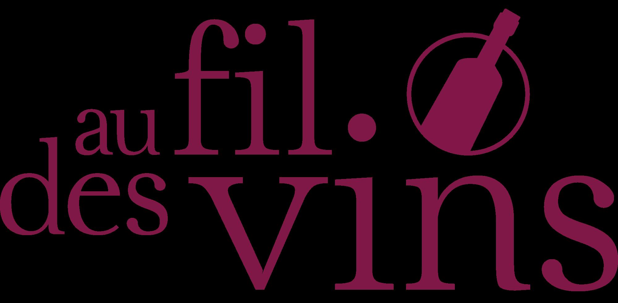 Logo Au Fil Des Vins