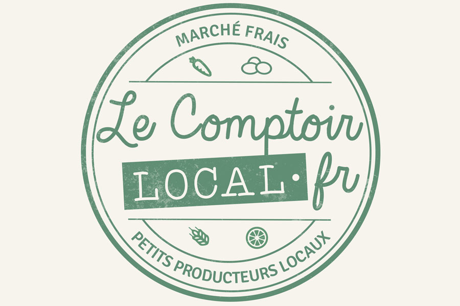 Le comptoir local Logo
