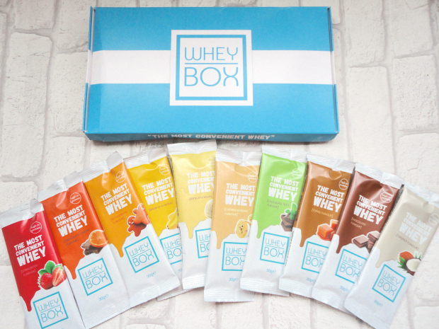 Whey Box Picture