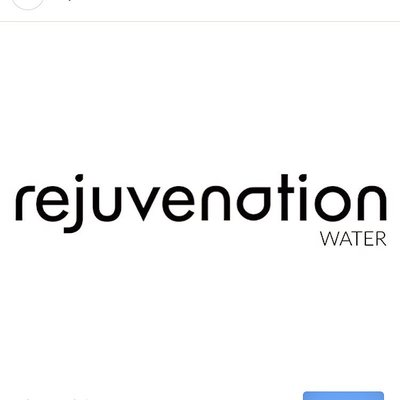Rejuvenation water Logo