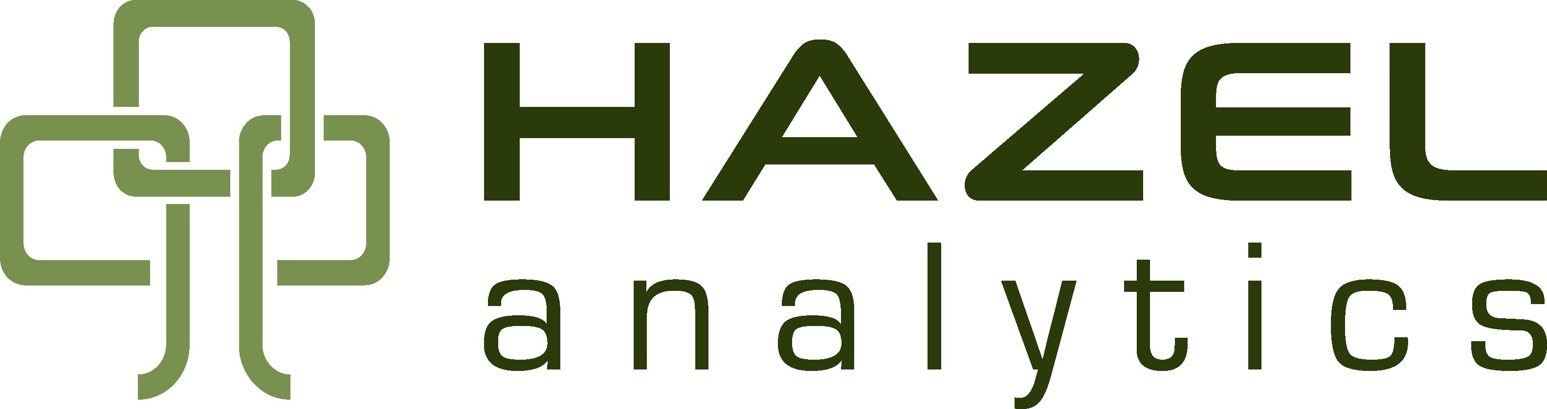 Hazel Analytics Logo