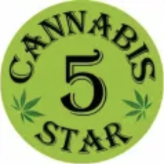 Cannabis 5 Star Logo