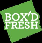 Box'd Fresh Logo